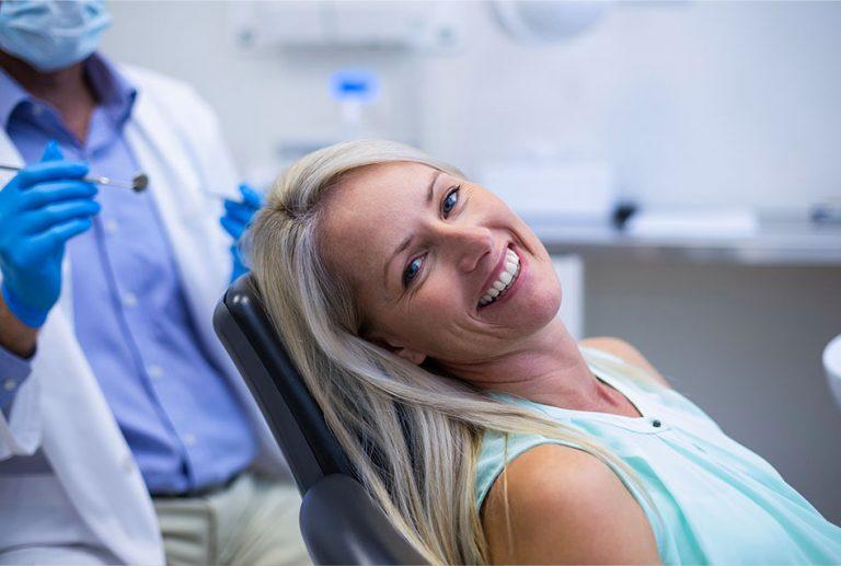 Dentist Performing Teeth Whitening Services in Weyburn SK