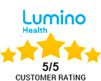 Lumino Health Rating for Smiles on Souris Dental Clinic In Weyburn SK